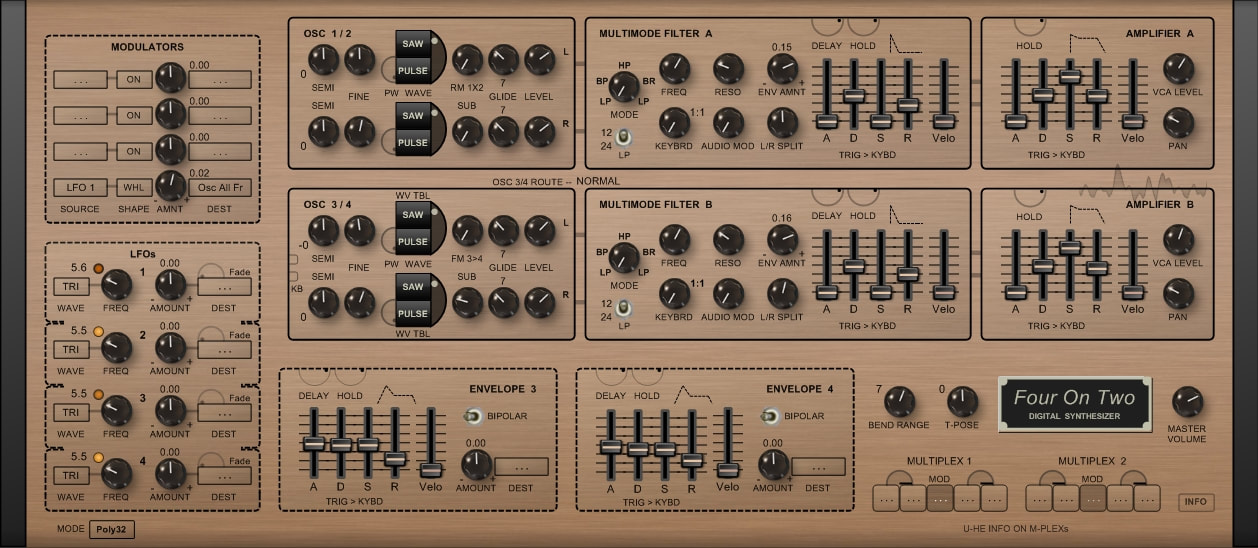 K Brown Synth Plugins - Home